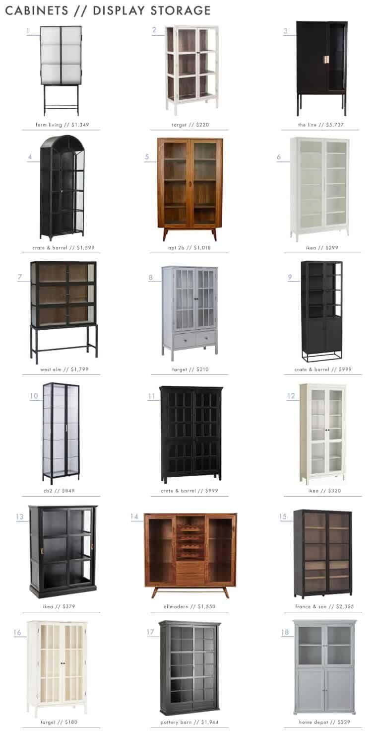Rethink the Hutch: Storage Cabinet Roundup