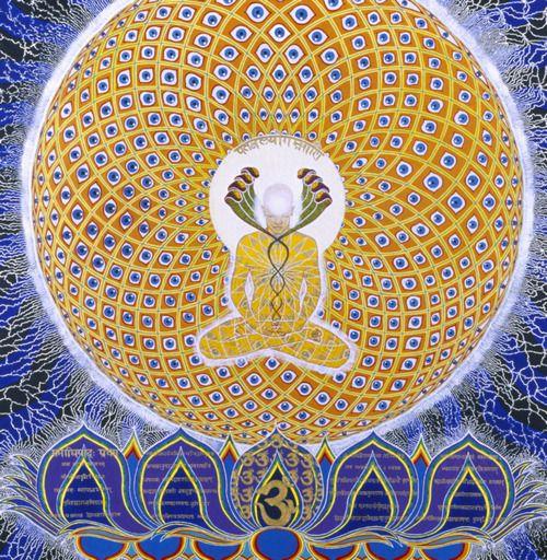 Third eye activation portal / Sacred Geometry <3