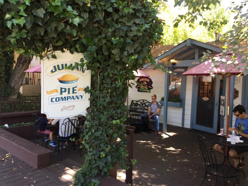 Julian Pie Company Julian Menu Prices Restaurant Reviews
