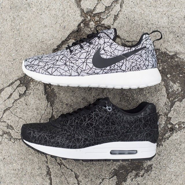 Nike Roshe Exécuter Oder Air Max