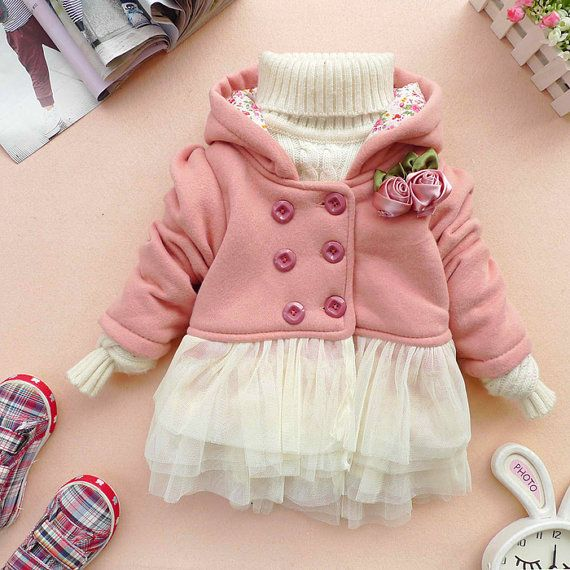 Kleid baby winter