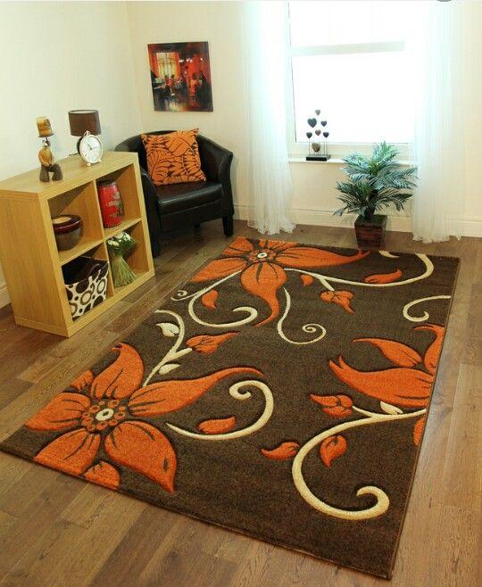 Living Room Rug Idea Orange Rugs Bathroom Rug Sets Orange