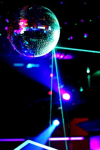 Discoteque ball