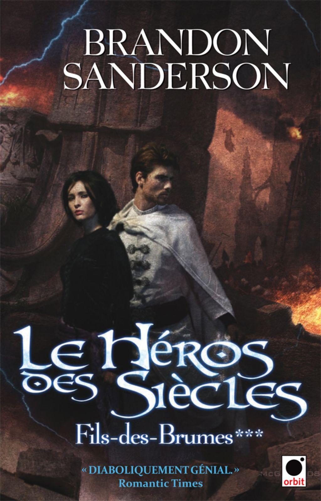 Le Héros des siècles (Filsdesbrumes***) (eBook