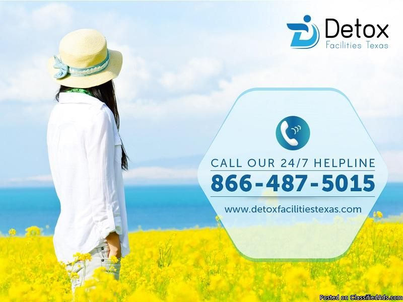At the detox facilities texas we can help you find the