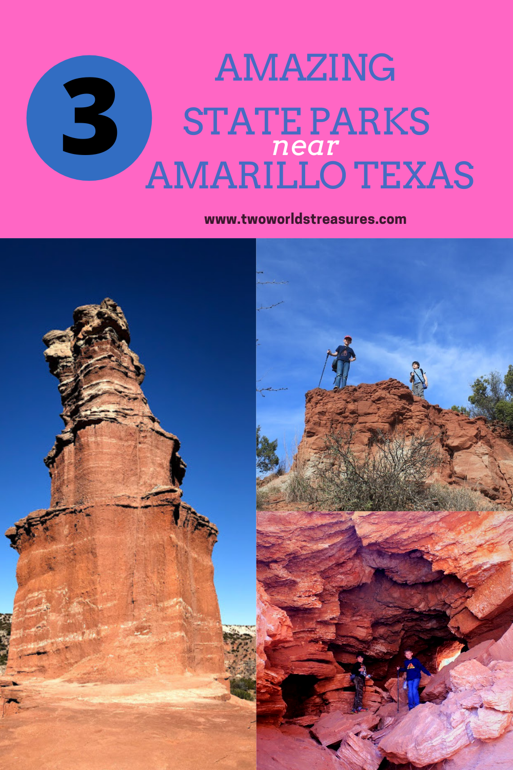 Texas State Parks near Amarillo