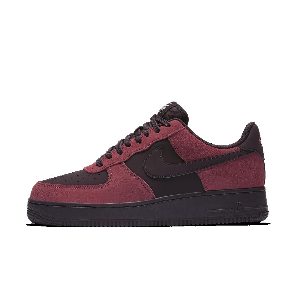 05e094342dca Nike Air Force 1  07 Low Men s Shoe Size 17 (Purple) - Clearance ...