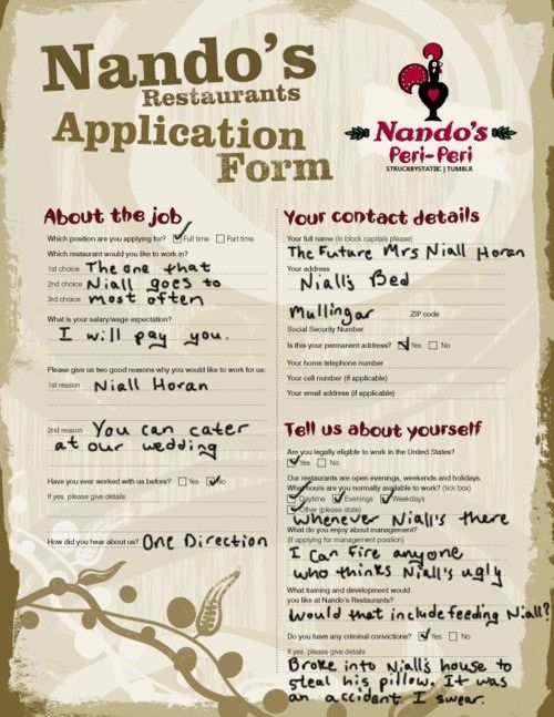 I Laughed Way To Hard At This For The Love Of Nandos This Is