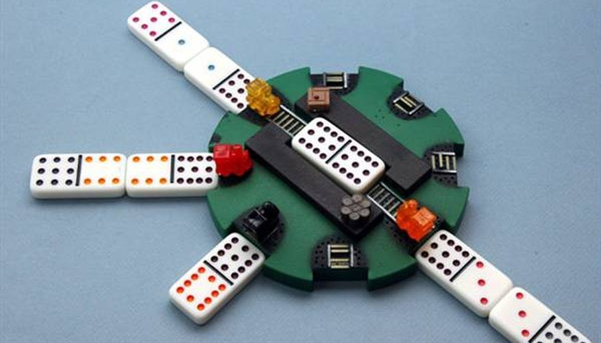 Mexican Train Rules for Dominoes Family fun games