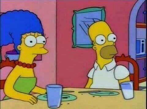 Pin by livier  on the simpsons pinterest memes meme and reaction pictures also rh