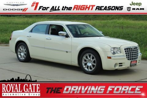 Royal Gate Dodge >> Used Chrysler 300c Hemi Edwardsville Chrysler 300c Hemi