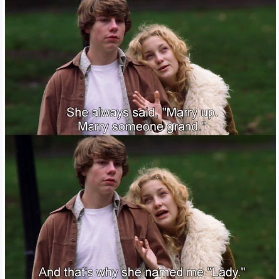 Almost Famous. Love. Best movie lines, Famous movies