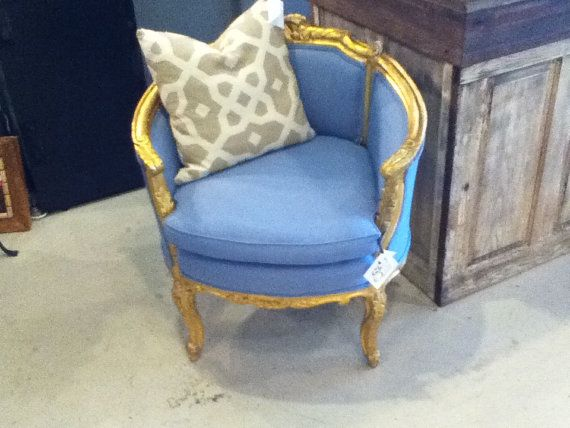 The Antoinette Chair  Redesigned Vintage French Chair by ShopEla, $1075.00