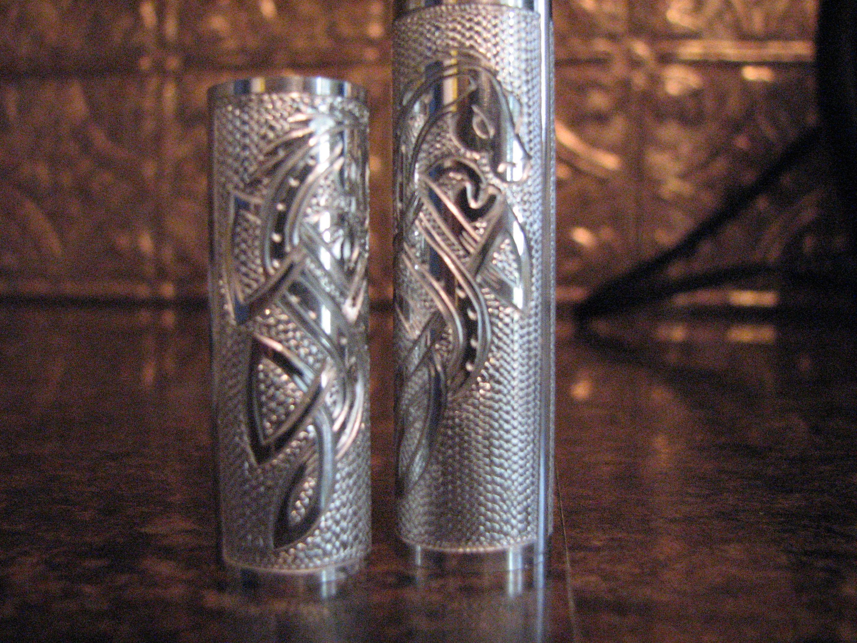 Custom designed aluminum custom design design bagpipes