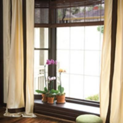 Bay Window Coverings {window fashions} Window coverings, Window