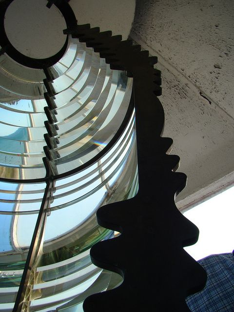 Sturgeon Point Lighthouse by shipwrecklog.com, via Flickr