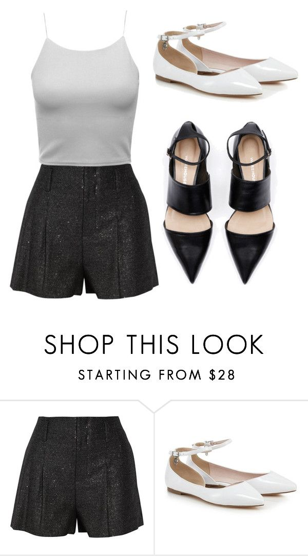 """""""Senza titolo #461"""" by coolerthanice98 ❤ liked on Polyvore featuring Alice + Olivia"""