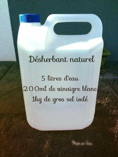 720 960 - Desherbant naturel vinaigre blanc ...