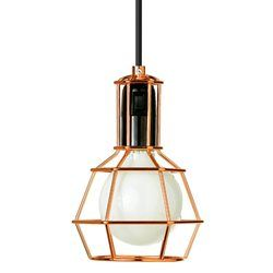 WORK LAMP - Suspension/Lampe Baladeuse Cuivre | Lampe à poser Design Stockholm House designé par Form Us With Love