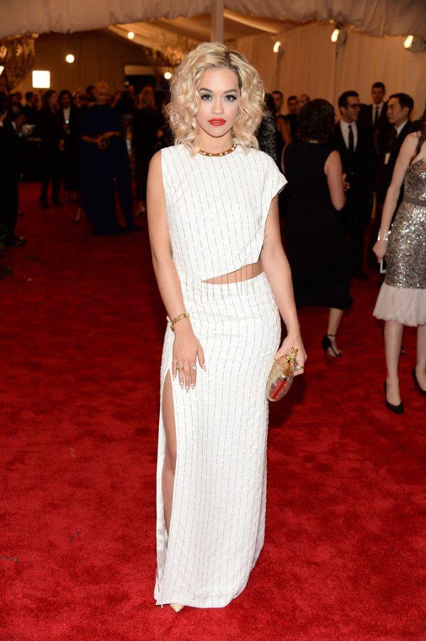 Rita Ora in Thakoon 2013