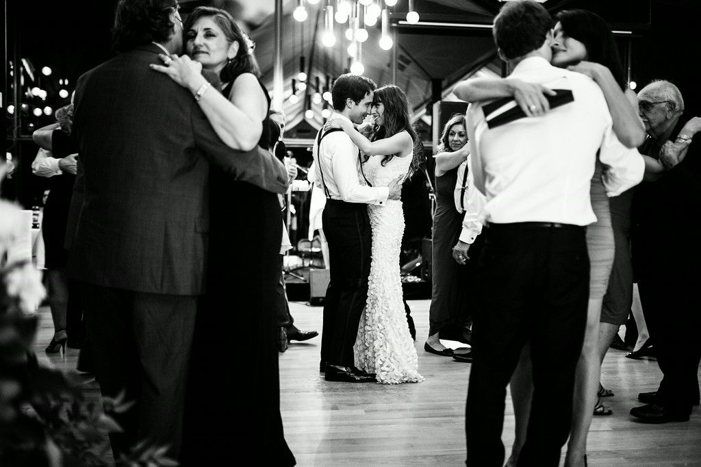 Slow Dance Parents Dancing