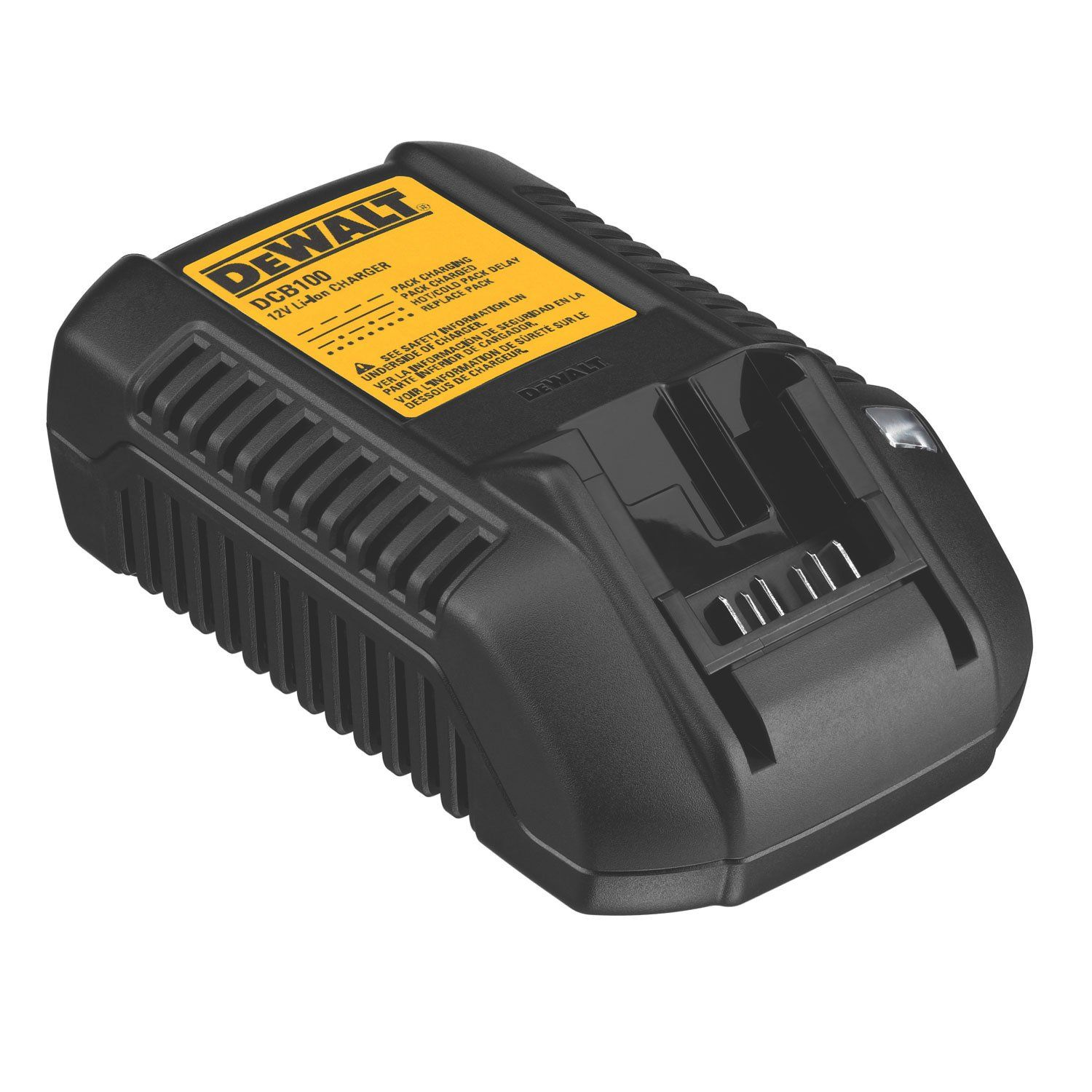 Dewalt Dcb100 12volt Max Fast Charger Want Additional Info Click On The Image This Is An Affiliate Lin Cordless Drill Batteries Dewalt Charger