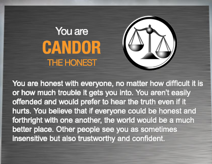 Awesome Candor Faction News