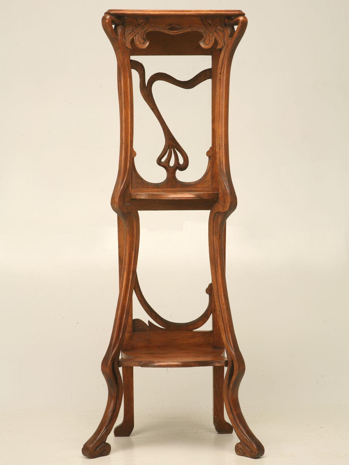 Antique Accessories Home Decorative Accents Old Plank Road Art Nouveau Interior Art Deco Furniture Art Nouveau Furniture