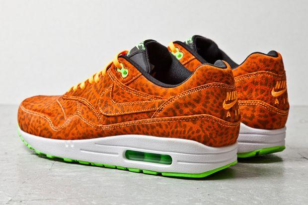 "aa1a02448b Nike Air Max 1 FB ""Orange Leopard"""
