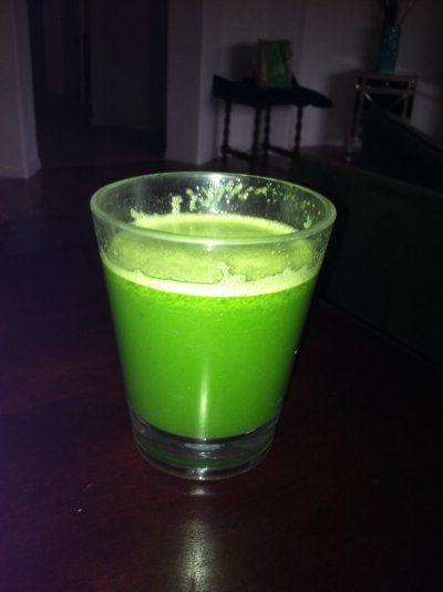 Beginner's Green Juice