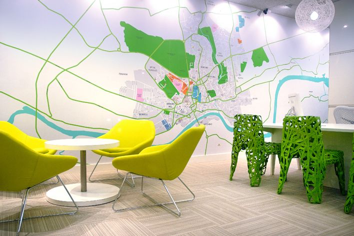 Office Breakout Areas Google Search Spaces Pinterest