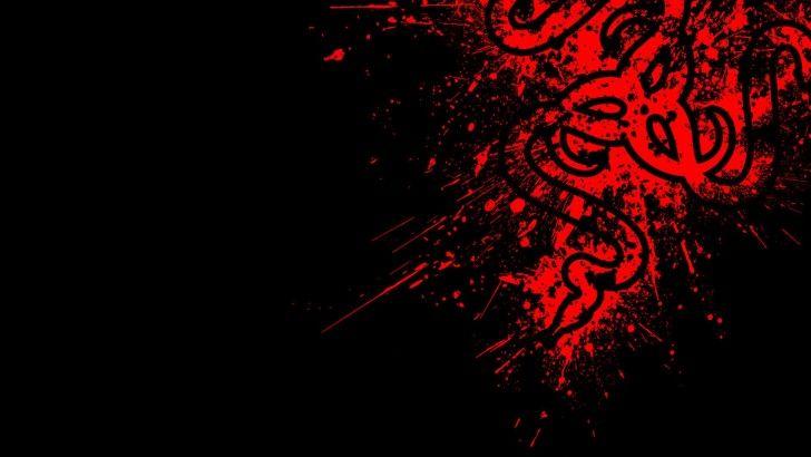 Razer Logo Red Hd 1920 1080 Geforce Wallpaper Fundo Do Iphone