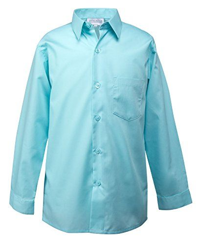 6ef610a1a47 Spring Notion Big Boys  Long Sleeve Dress Shirt     Read review ...