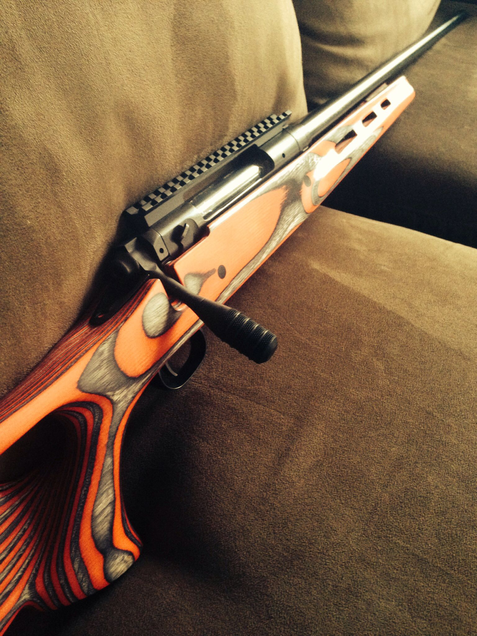 Savage Model 111  270 with a Boyd's applewood gun stock and
