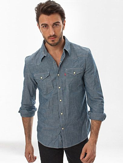 10fdb2db4a7 levis denim shirts - Google 搜尋
