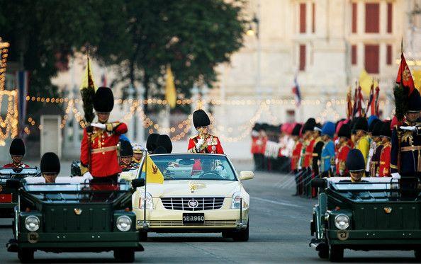 King Bhumibol Adulyadej of Thailand in King Of Thailand