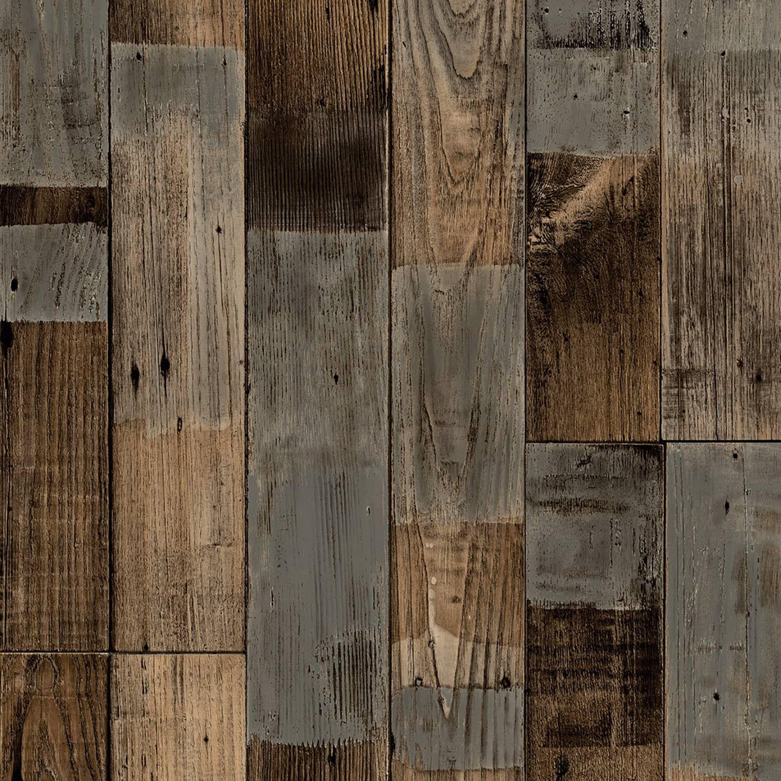 PVC-Bodenbelag BONGO - Parkett SHABBY - 2 Meter | PVC | Pinterest ...