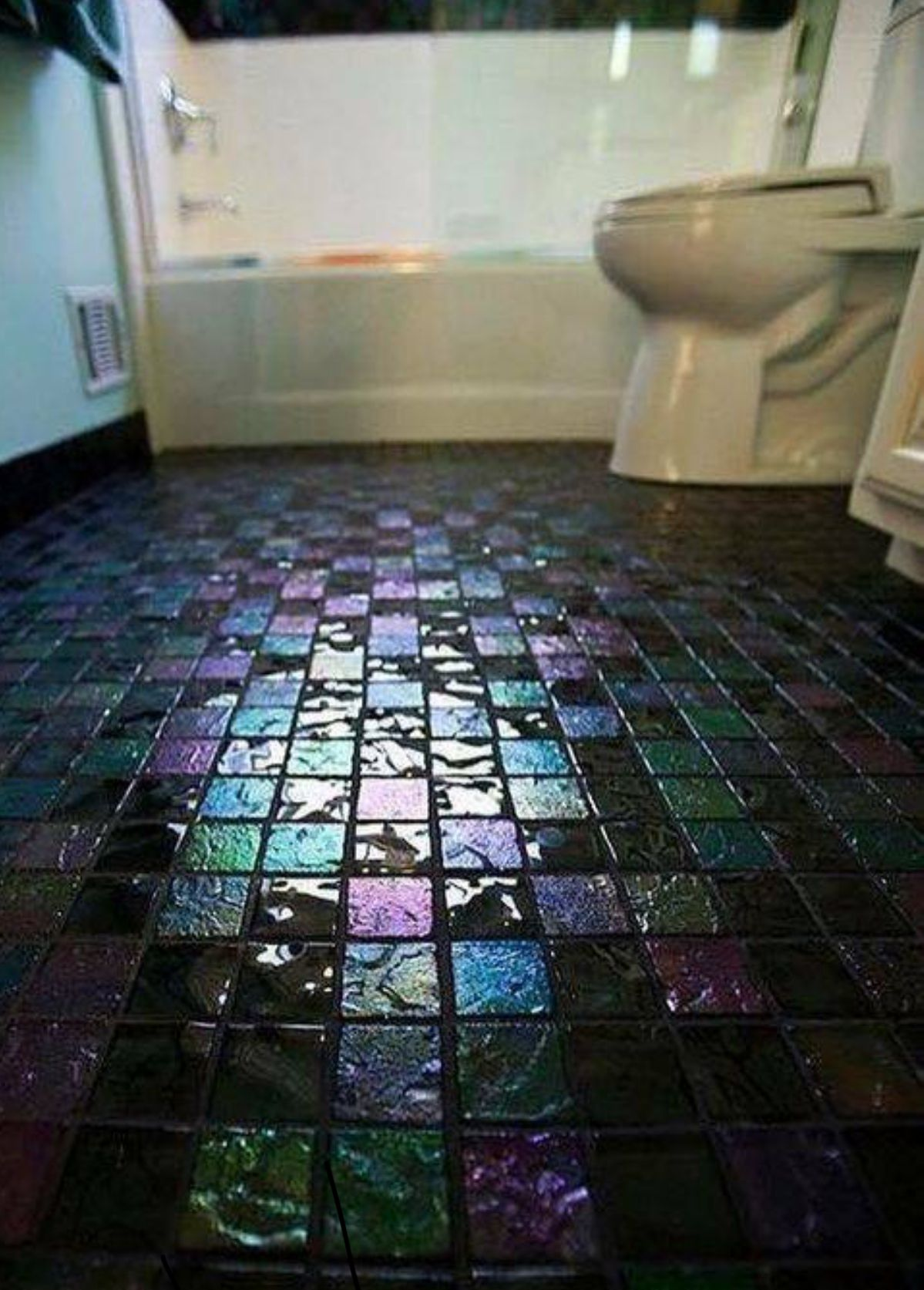 Example Tile Installations Tile Fitting Examples Flooring Tile Installation Sparkle Floor