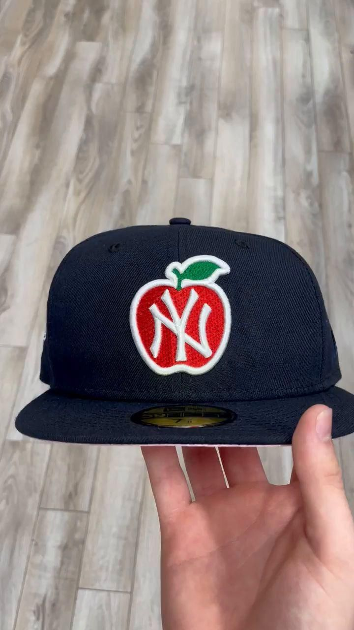 Restock Drop 06 24 6pm Est 5pm Cst 4pm Mst 3pm Pst Restock Big Apple Newyorkyankees 1999 World Series 59fifty Fit Video In 2021 Fitted Hats New Era Cap New Era Hats