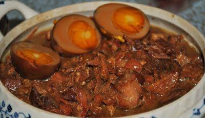 Resep Gudeg Jogja Asli Resep Masakan Resep Masakan Indonesia Masakan Indonesia