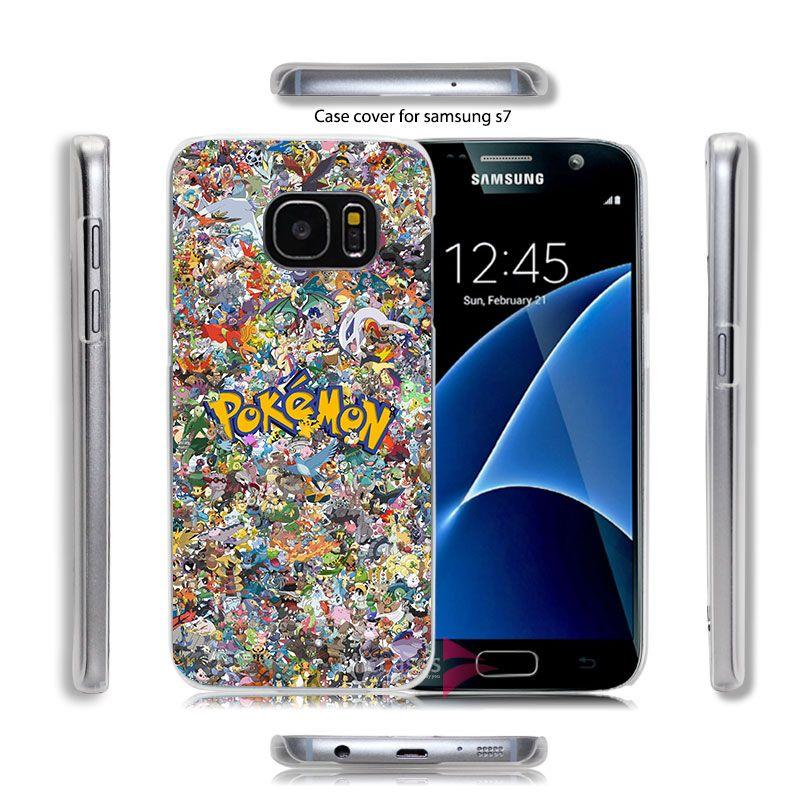 samsung s6 edge case pokemon