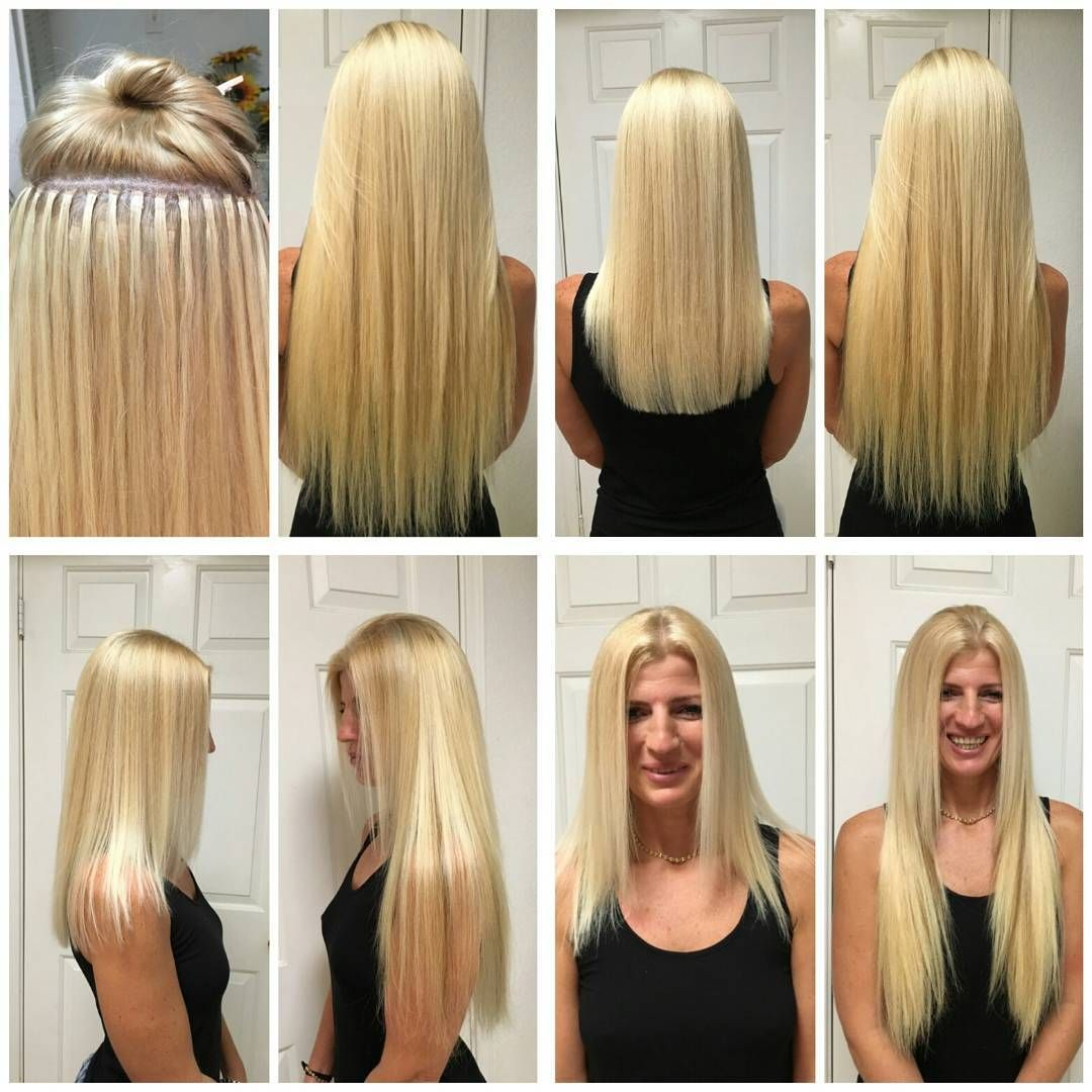 Pinterest before after she hair extensions by socap adding volume body length and color pmusecretfo Choice Image