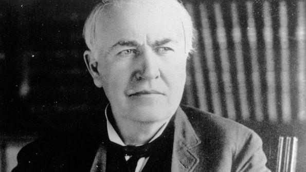 Un biopic sur Thomas Edison en vue pour Paramount et Bad Robot de JJ Abrams