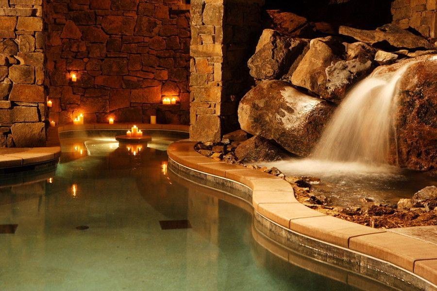 Indoor Pool Dream Mansion Deer Valley Resort Mansions