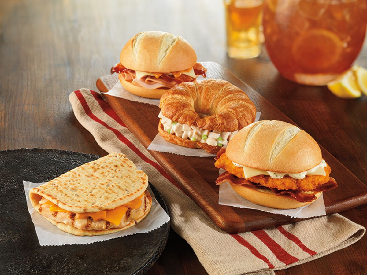 Dunkin' Donuts Says Its 600Calorie Sandwiches Are 'Snacks