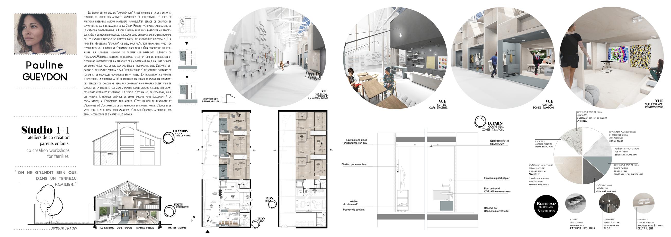portfolio architecture etudiant ex69 humatraffin. Black Bedroom Furniture Sets. Home Design Ideas