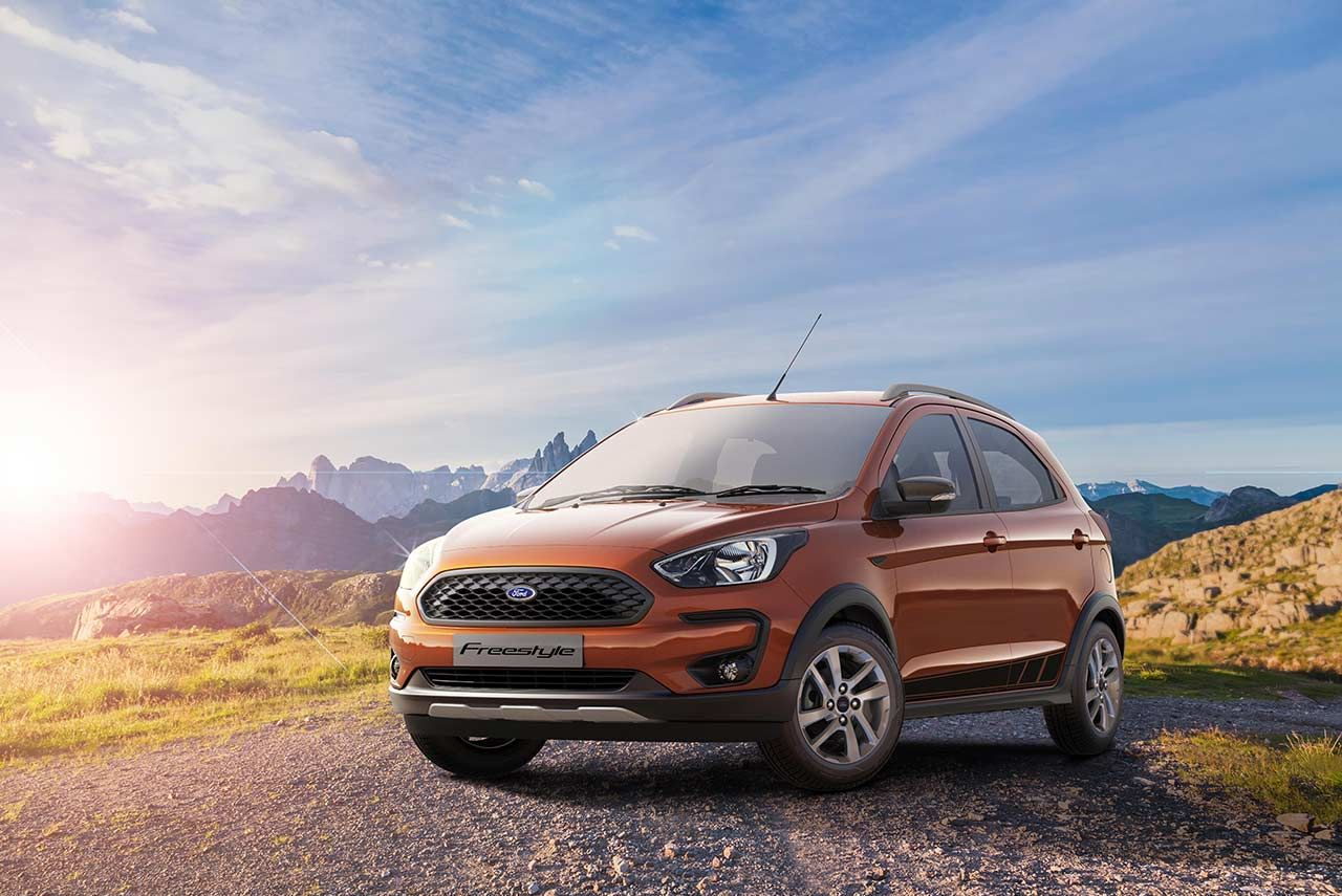 Ford India Has Unveiled Its Latest Global Product Offering The