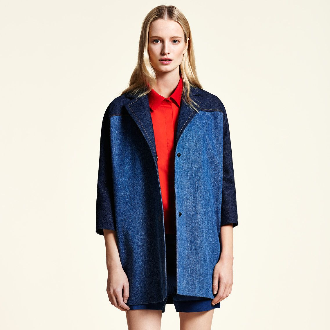 Hilfiger Collection Denim Coat | Official Tommy Hilfiger Store