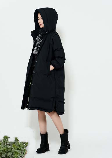 3f5ef7dc57 A-Line Down Coat Winter Down Coat Women Winter Coat Thick Women Warm Down  Coat Many Colors Plus Size