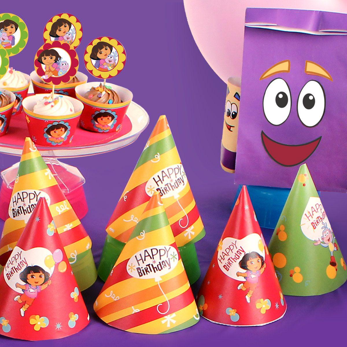 Dora Birthday Party Day Planner Birthdays Bday party ideas and